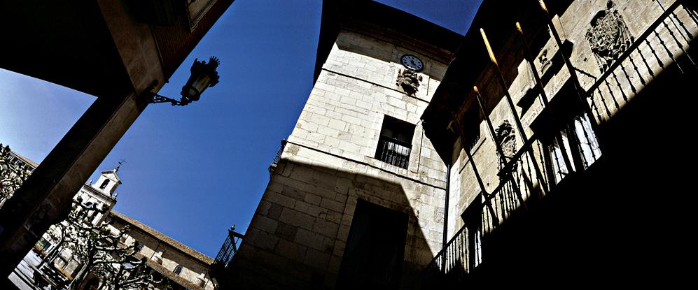 Ampliar Plaza de la Constitución. Briviesca