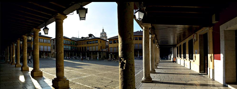 Ampliar Plaza Mayor, Tordesillas