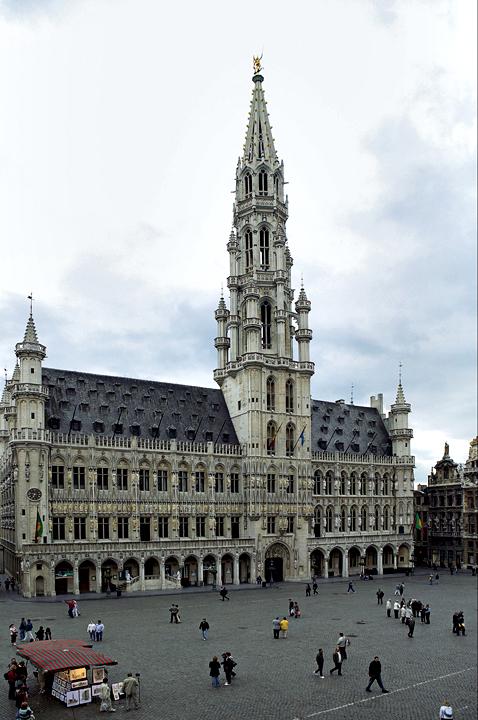 Ampliar Grand´ Place, Bruselas