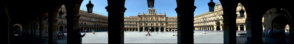 Ampliar Plaza Mayor, Salamanca