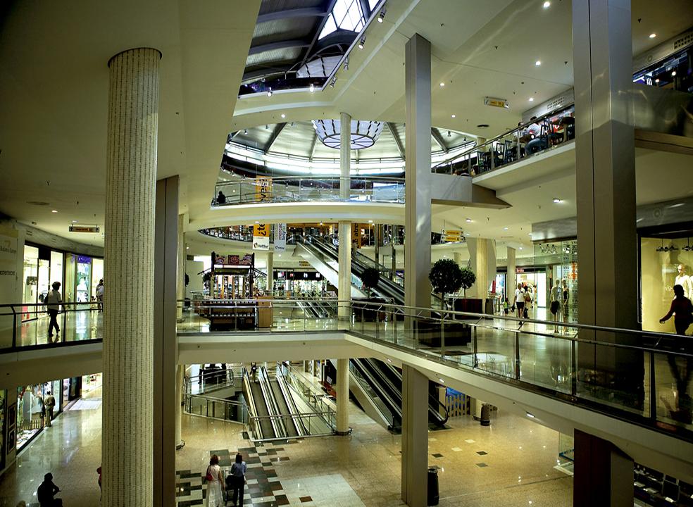 Ampliar Centro Comercial Vallsur, Valladolid