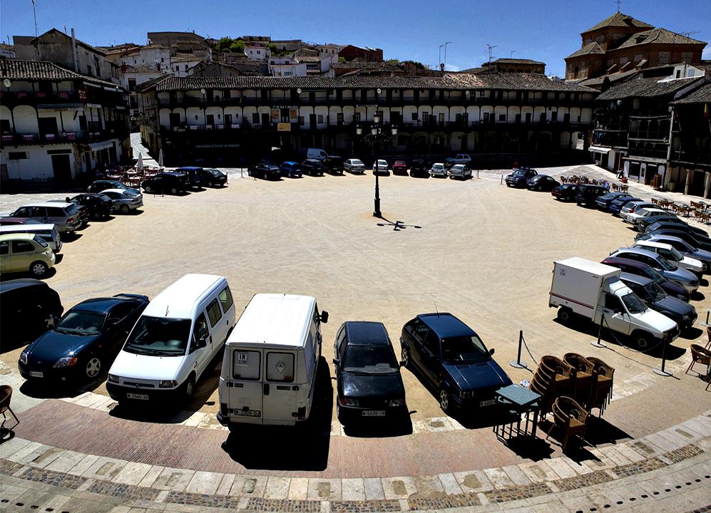 Ampliar Plaza Mayor, Chinchón