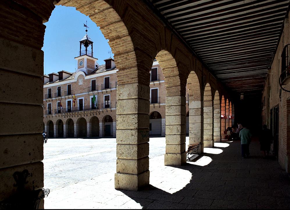 Ampliar Plaza Mayor, Ocaña