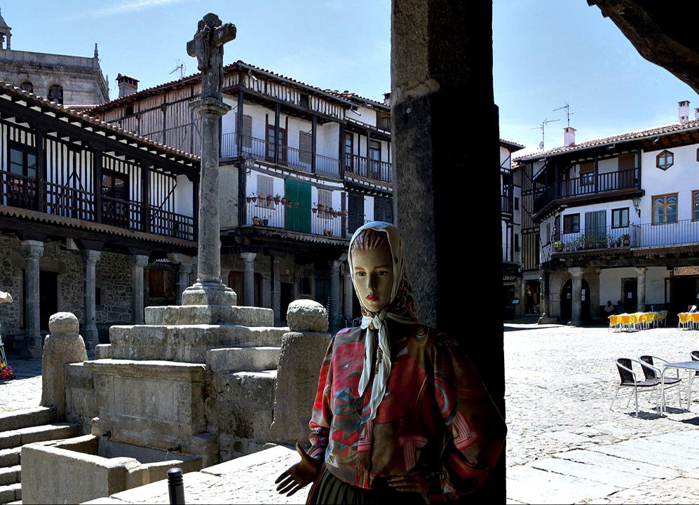 Ampliar Plaza Mayor, La Alberca