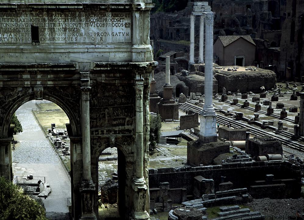 Ampliar Foro romano, Roma