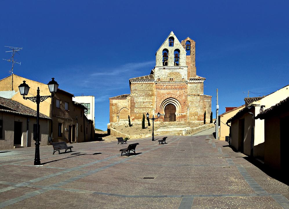 Ampliar Plaza de San Pedro, Aguilar de Campos