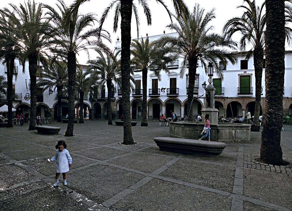 Ampliar Plaza Grande, Zafra