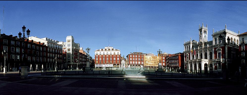 Ampliar Plaza Mayor, Valladolid